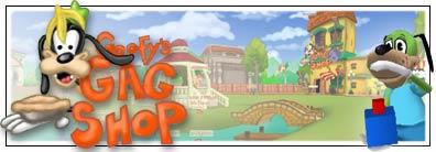 Goofy's Gag Shop, Toon with Gag